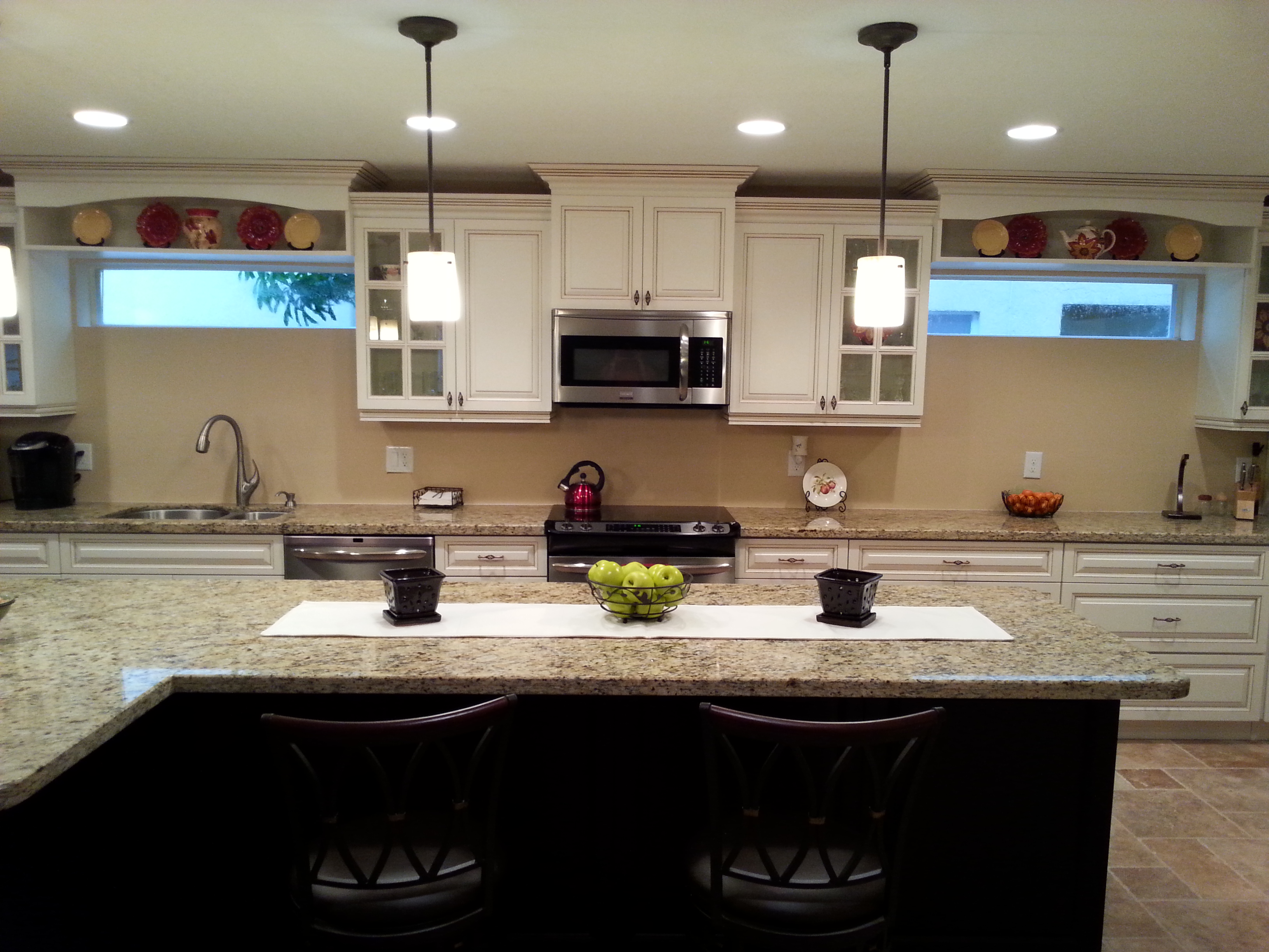 Custom Kitchen Cabinets Weston Miami Fort Lauderdale Fl