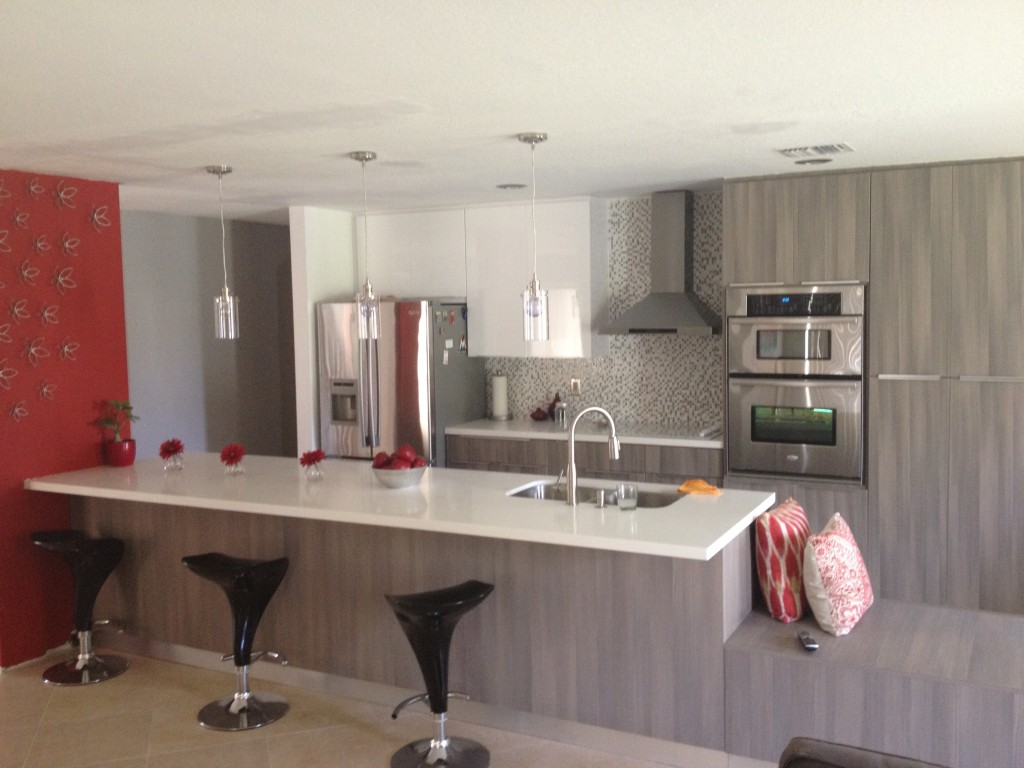 custom kitchen, custom cabinets Aventura, Boca Raton & Miami